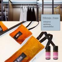 SPINTOMS kvapų difuzoriai / Kvepiančios namų dekoracijos